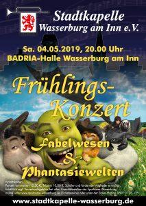 Frühlings-Konzert @ BADRIA-Halle Wasserburg am Inn | Wasserburg am Inn | Bayern | Deutschland