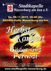 Herbst-Konzert @ BADRIA-Halle Wasserburg am Inn | Wasserburg am Inn | Bayern | Deutschland