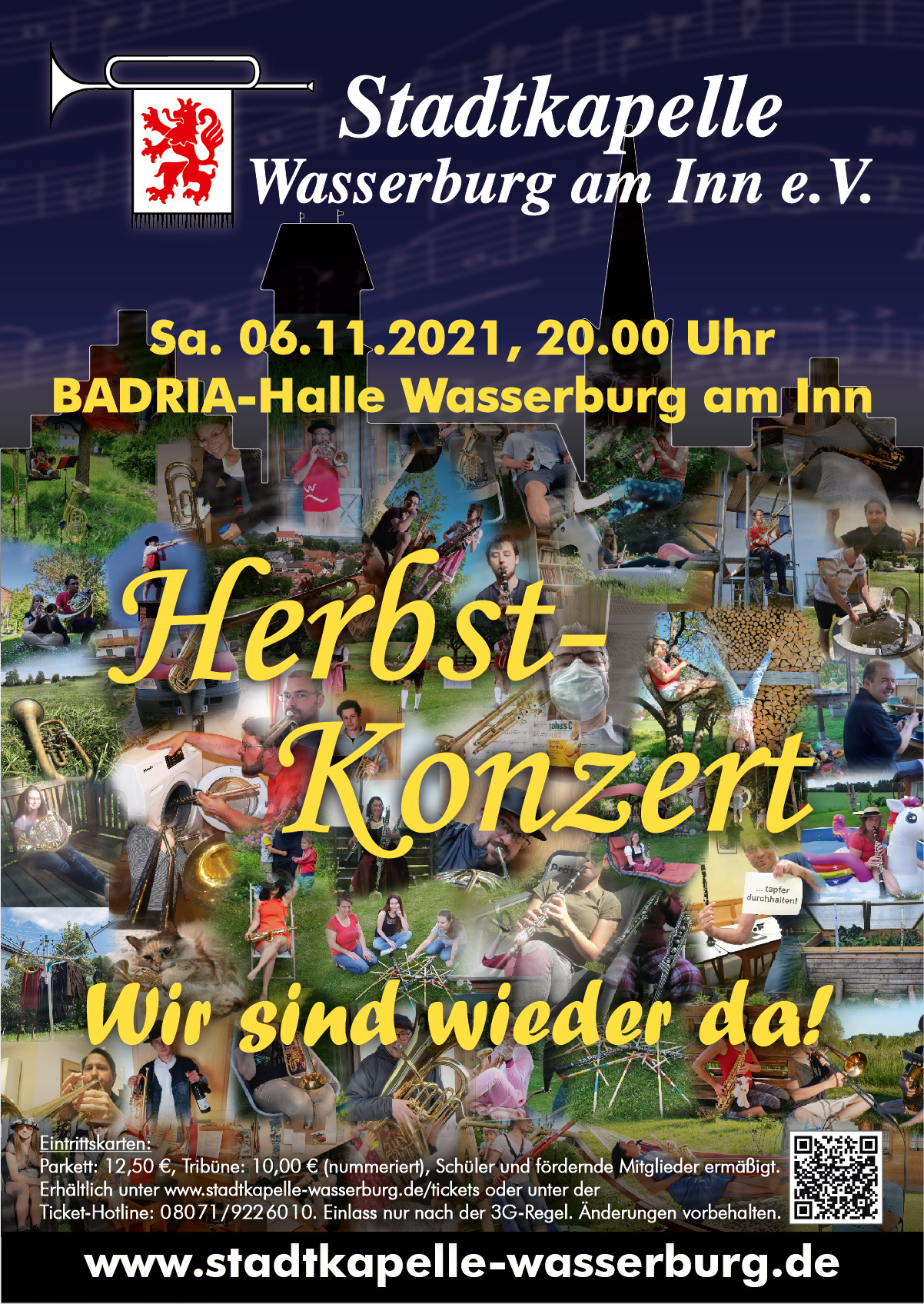 Read more about the article Herbst-Konzert