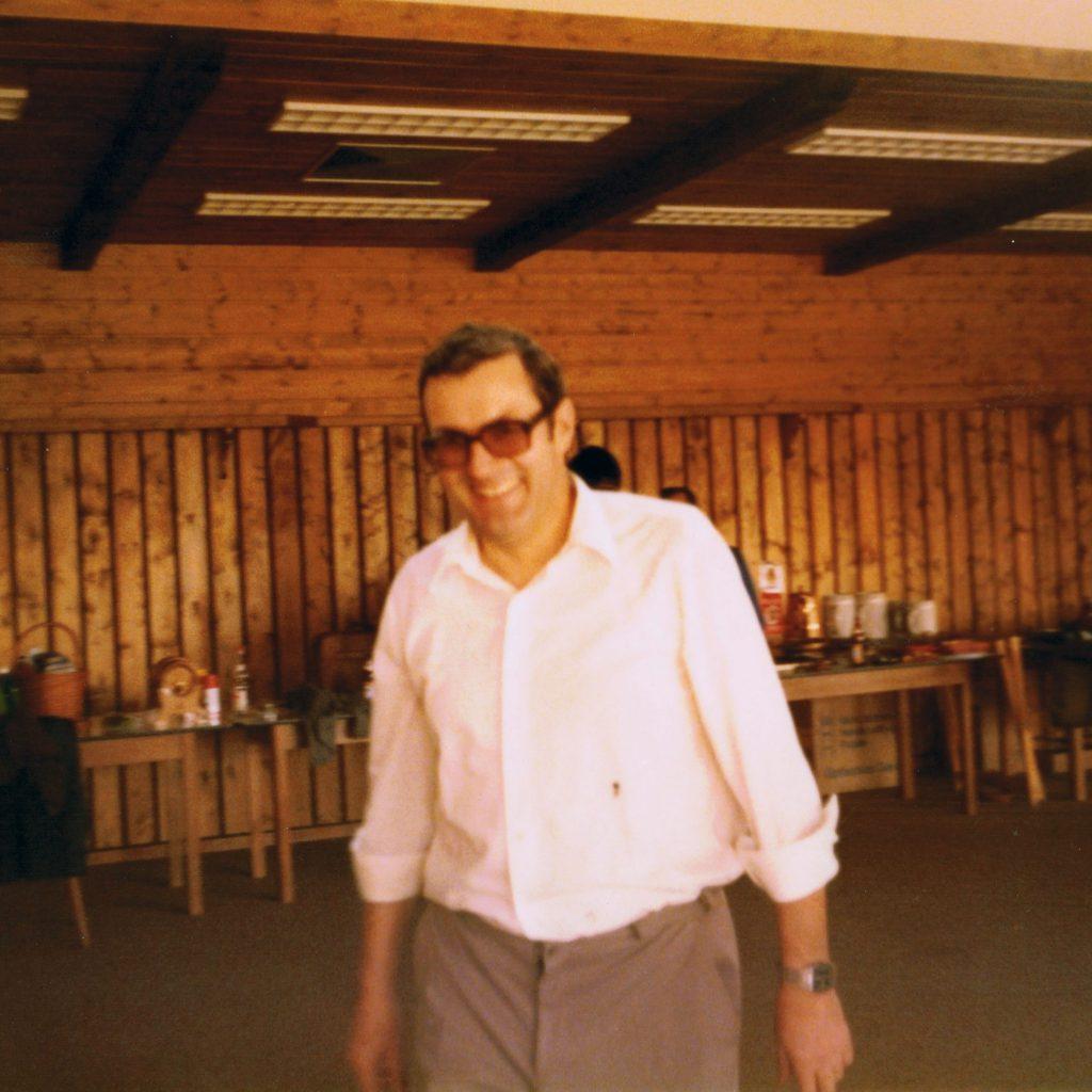 1977 - probenheimumzug 4
