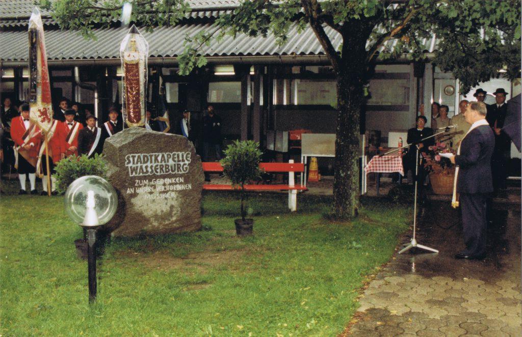 1993 - Gedenkstein 3