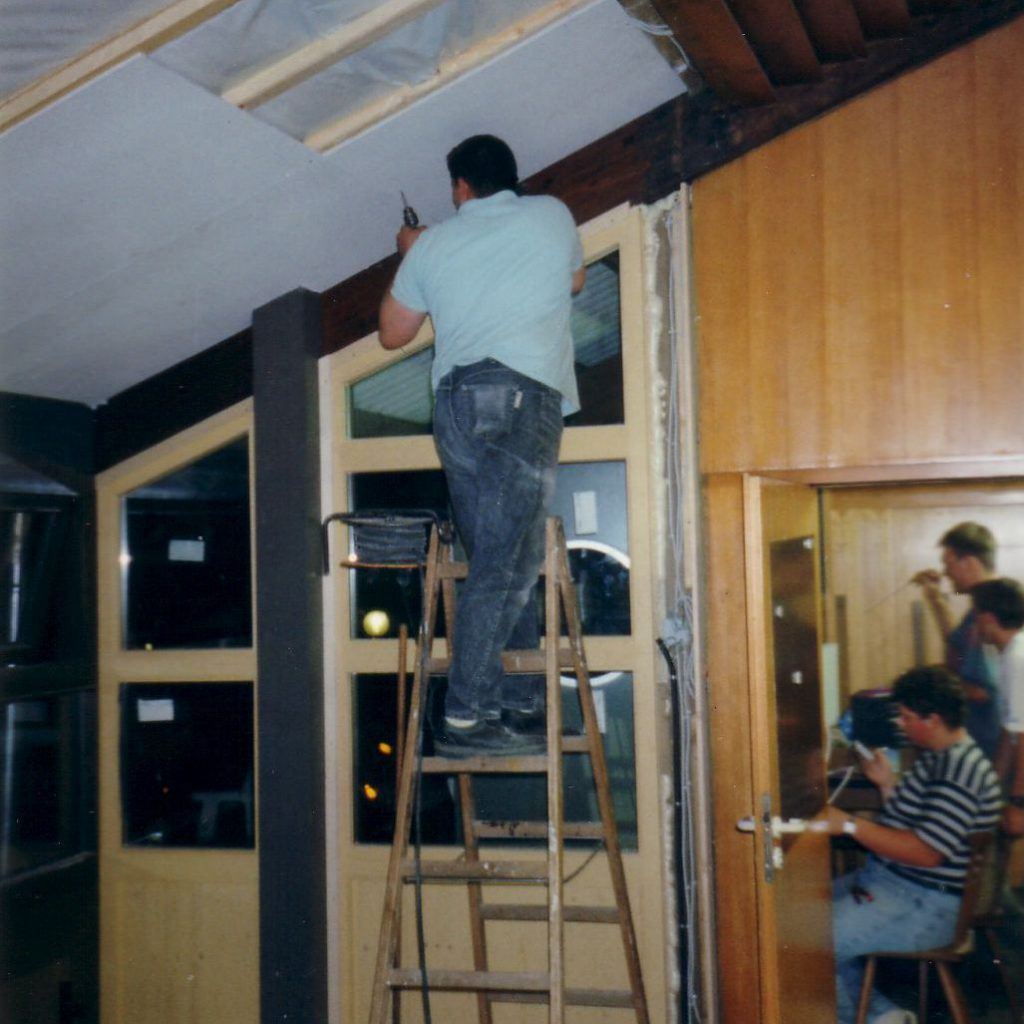 1994 - Probenheim-Umbau 4